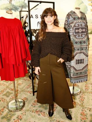 Фото №7 - Вечер Buro Fashion Forward Initiative в Париже