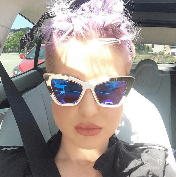 Фото №16 - Звездный Instagram: Селфи в машине