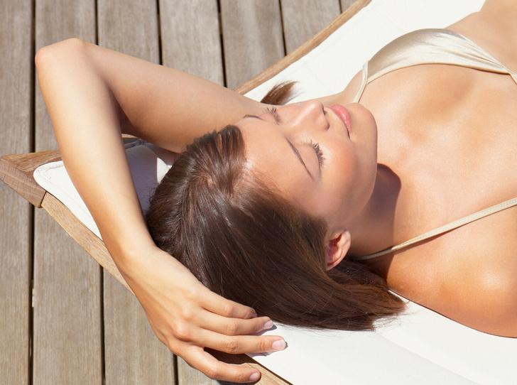 Фото №4 - Солнце в радость: 4 правила безопасного и красивого загара