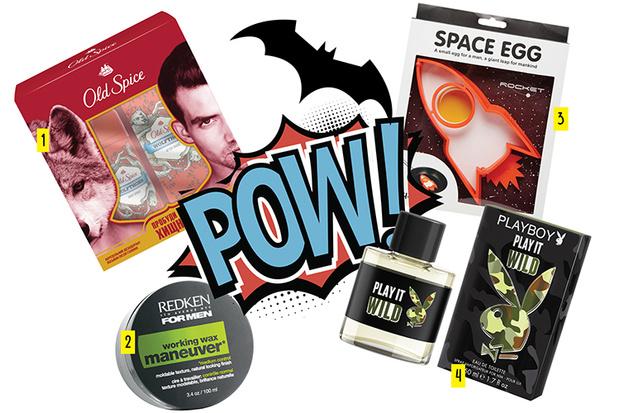 Фото №3 - Подарки для «твоего супергероя» на 23 февраля