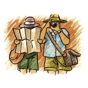 Фото №1 - Туристов посчитают