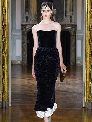 Фото №33 - Неделя Высокой моды в Париже: Ulyana Sergeenko Couture F2015