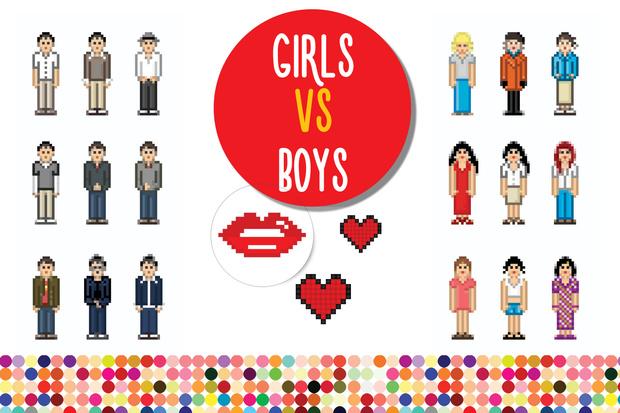 Фото №6 - Большая разница: девочки VS мальчики в цифрах