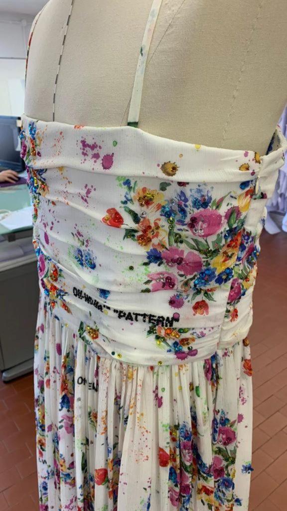 Фото №4 - Почему брутальный рэпер Kid Cudi носит романтическое платье в цветочек?