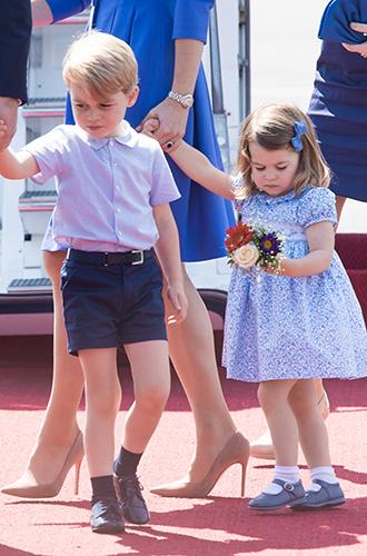 Фото №13 - Из простолюдинок в аристократки: как Кейт Миддлтон изменилась за 10 лет рядом с Королевой