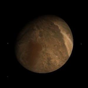 Фото №1 - На планете в созвездии Лисички нашли воду