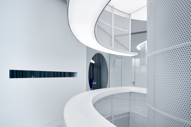 Фото №21 - VIP-зал в аэропорту «Гагарин» по проекту VOX Architects