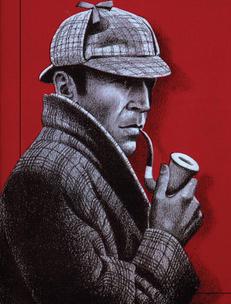 Фото №1 - Quiz: Это цитата сериального или книжного Шерлока?