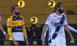 Совершенно одинаковые футболисты поразили Интернет. А ведь они даже не близнецы (фото прилагаем)