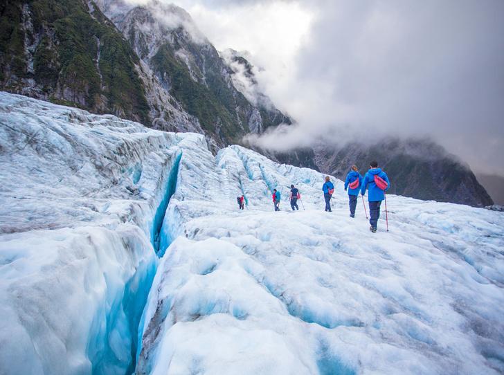 Фото №9 - «Страна длинного белого облака»: самые красивые места Новой Зеландии