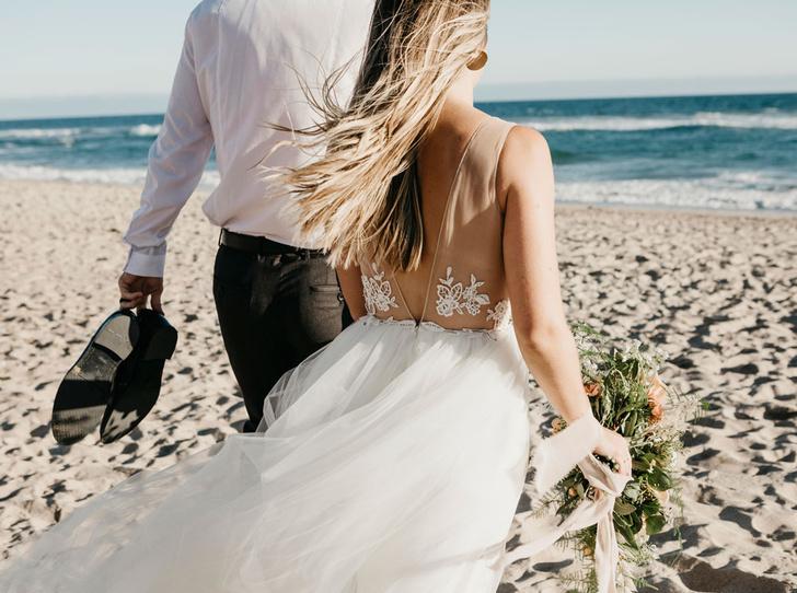 Фото №1 - Удивили: самые необычные свадебные традиции мира