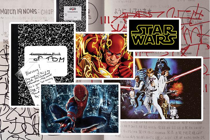«Флэш», «Человек-паук», «Звездные войны»