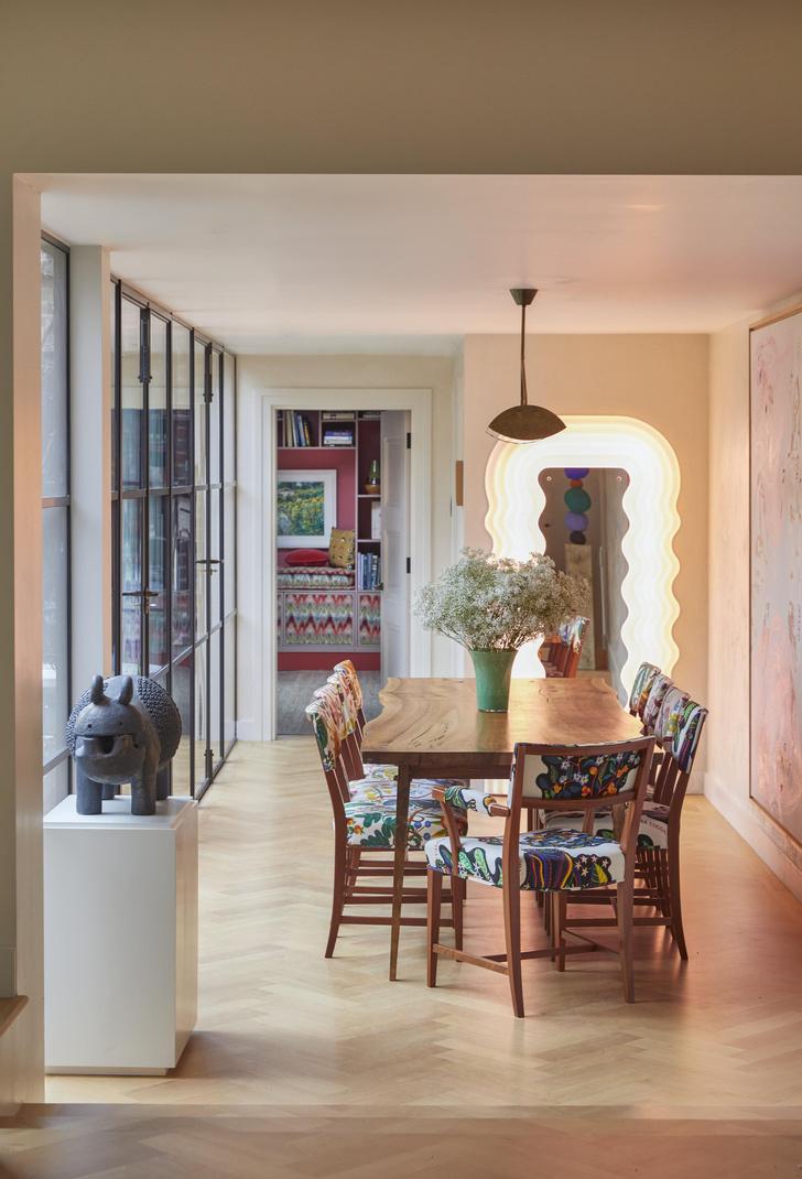 Фото №3 - Дом в Лондоне в эклектичном стиле
