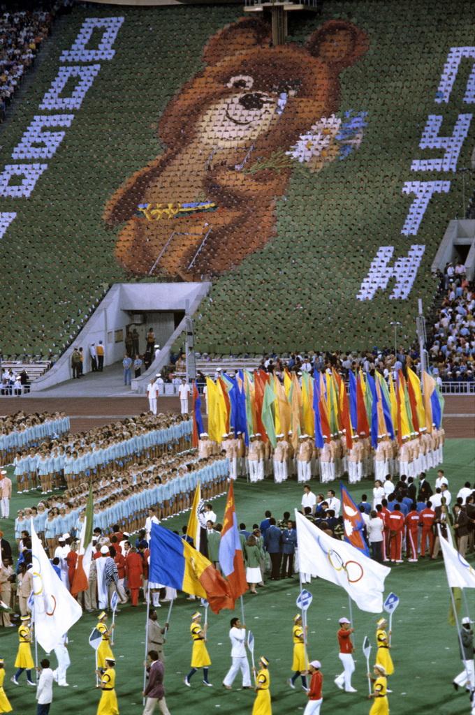 Фото №6 - Финский сервелат, зачистка дач и мультик про Бабу-ягу: 10 фактов об Олимпиаде-1980