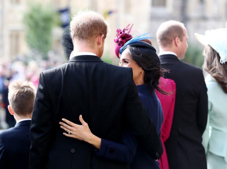 Фото №5 - Как беременность герцогини Сассекской поможет Терезе Мэй