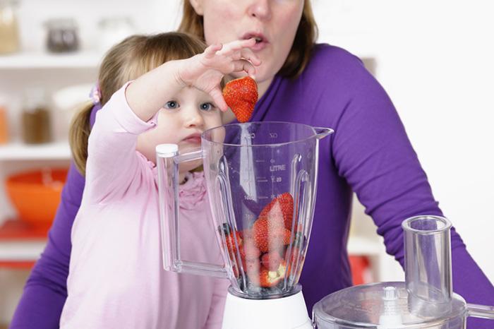 Фото №3 - Застольные стереотипы: правильное пищевое поведение с пеленок