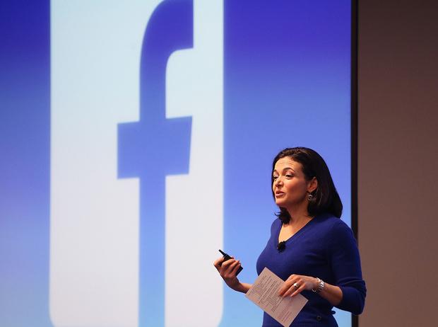 Фото №18 - Королева соцсетей: история Шерил Сэндберг, второго человека в Facebook