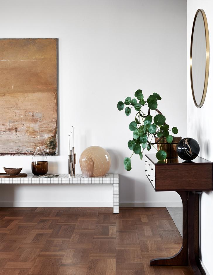 Фото №18 - Двухэтажная вилла в Швеции для семьи дизайнеров