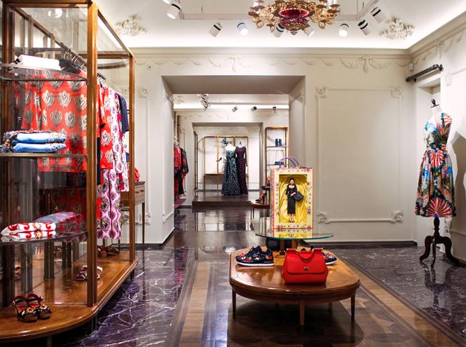 Фото №4 - Dolce&Gabbana посвятили новую коллекцию Москве