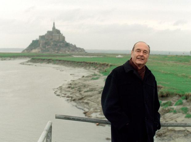 Фото №18 - Каким был Жак Ширак: 18 неформальных фото экс-президента Франции
