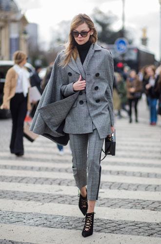 Фото №8 - Как разнообразить деловой дресс-код: простые советы стилиста