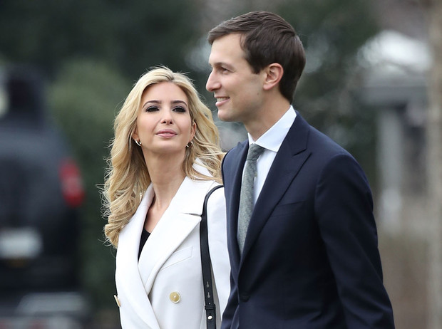 Фото №6 - Иванка Трамп и Джаред Кушнер: «практичное» счастье американской принцессы