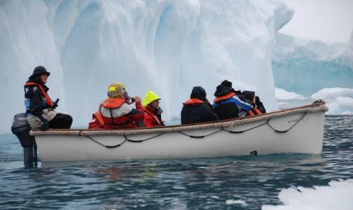 Фото №1 - Ученые: в полярных экспедициях уменьшается мозг