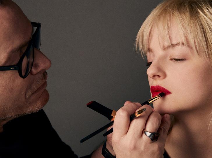 Фото №1 - Секреты идеального макияжа от креативного директора по макияжу YSL