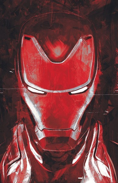 Фото №1 - Новые промо-арты к «Мстителям: Финал»: обновленный Клинт Бартон, Танос, перчатка и многое другое