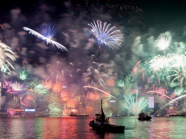 Фото №5 - Что такое китайский Новый год в Китае