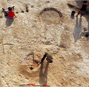 Фото №1 - Бытовке строителей - 4500 лет