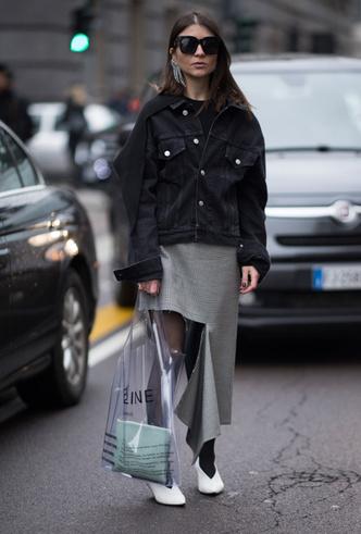Фото №5 - 10 лучших прозрачных сумок сезона (и как их носить)