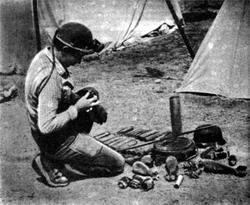 Фото №2 - Солдатский медальон