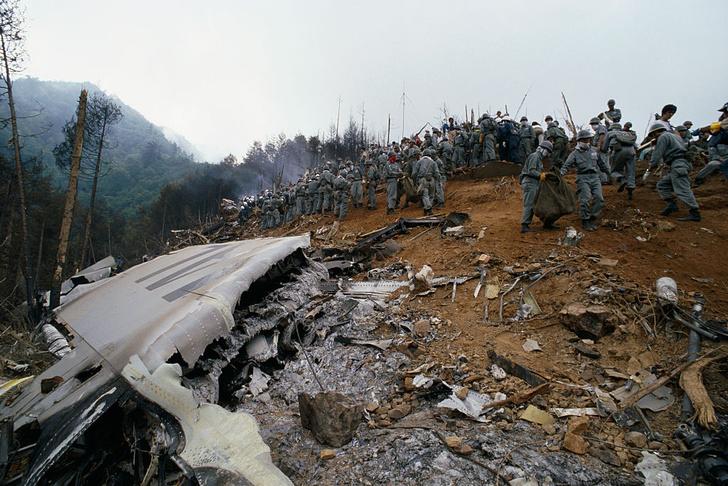 Фото №4 - Годовщина самой крупной в истории авиакатастрофы с участием одного самолета