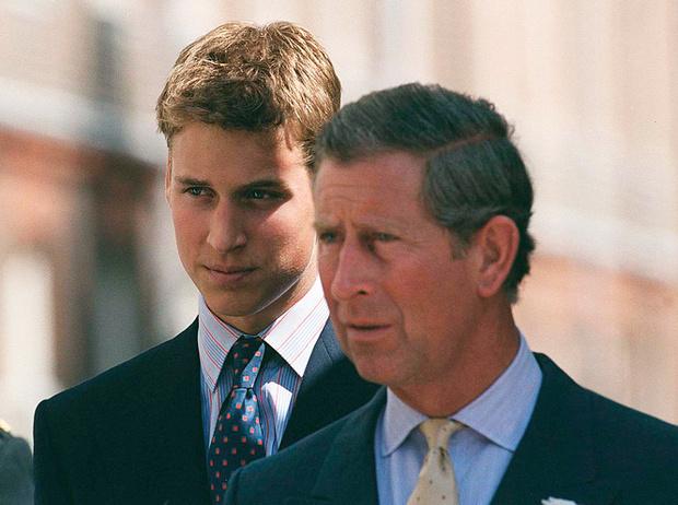 Фото №9 - Два будущих Короля: какими были отношения Чарльза и Уильяма все эти годы