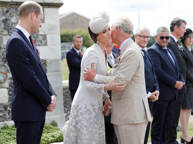 Фото №3 - Как принц Чарльз повлиял на отношения герцогини Кейт и принца Уильяма