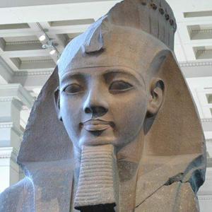 Фото №1 - Культ личности по-египетски