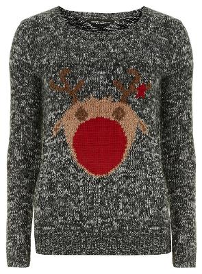 Фото №5 - Новогоднее настроение: топ-8 праздничных свитеров