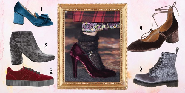 Фото №1 - Самая актуальная обувь этой осени