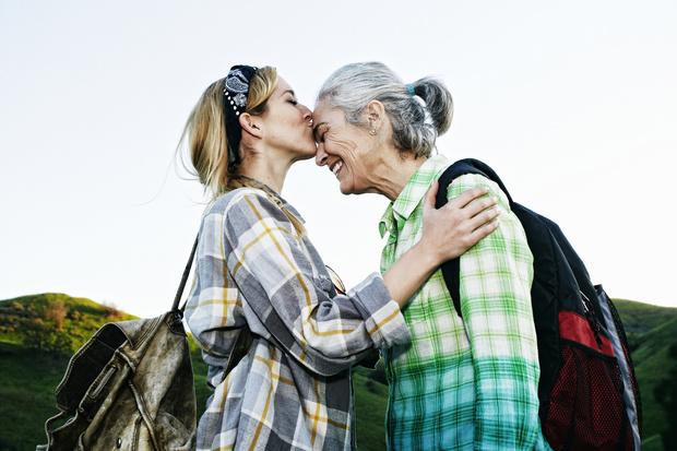 Фото №1 - Бабушка умерла, и я поняла, как сильно она мне нужна