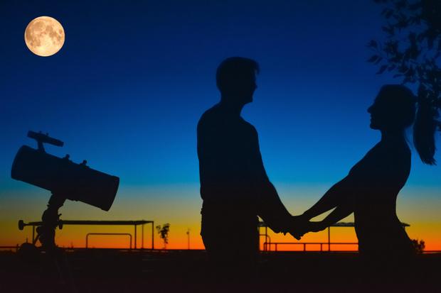 Фото №1 - Астрология любви и секса