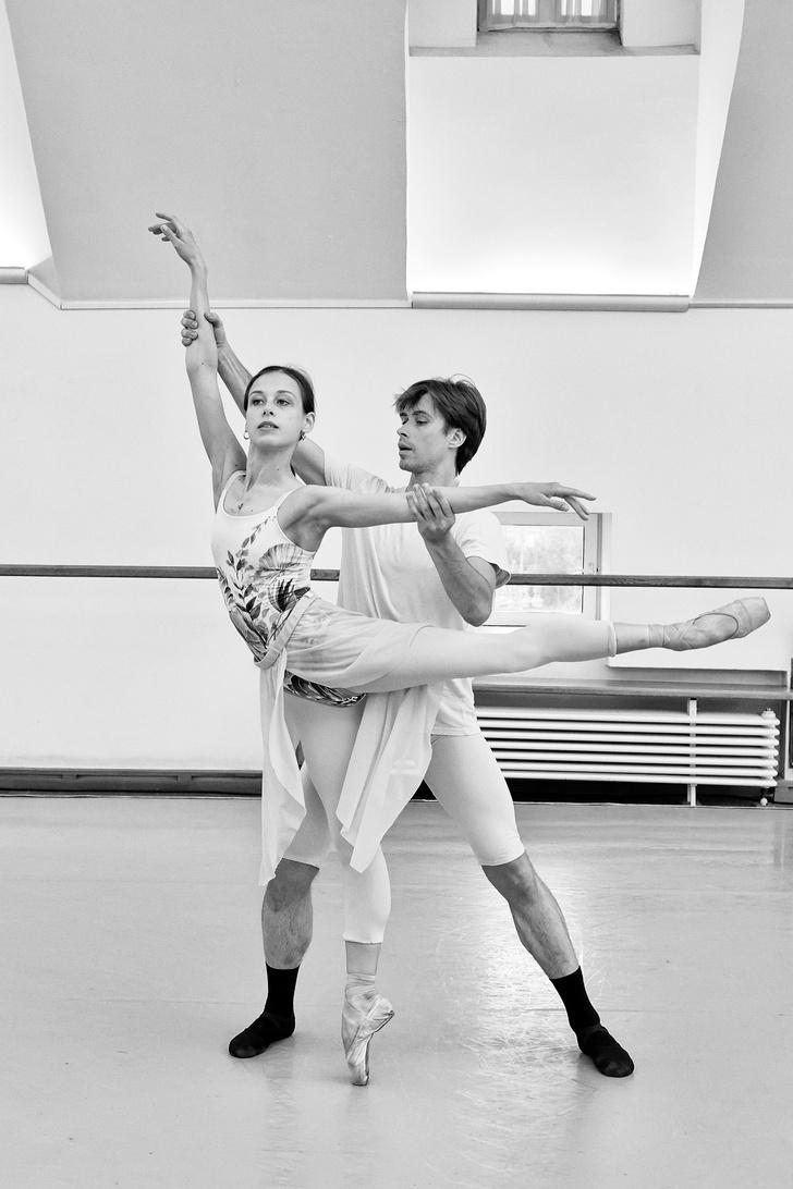 Фото №1 - En Coulisses: проект Van Cleef & Arpels, посвященный балету