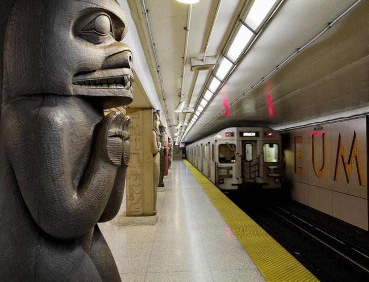 Фото №11 - Искусство андеграунда: 11 впечатляющих станций метро
