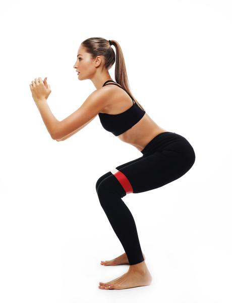 Фото №4 - Упражнения из ЛФК, которые помогут похудеть и снять зажимы