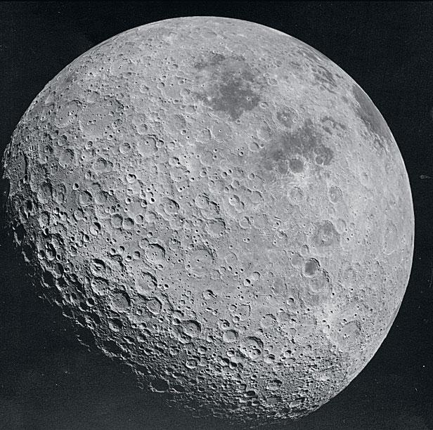 Фото №1 - Почему люди нелетали натемную сторону Луны?