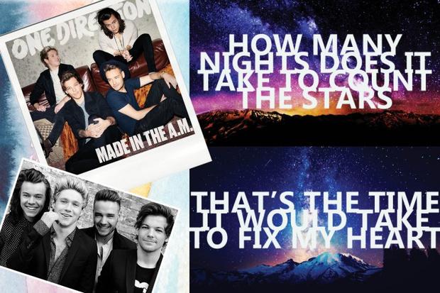 Фото №1 - One Direction анонсировали трек-лист нового альбома