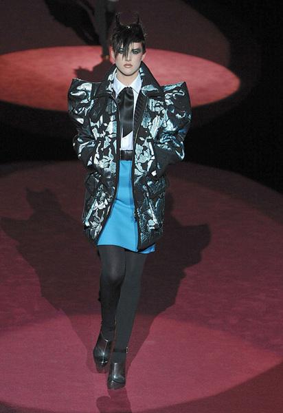 Фото №9 - Показ Marc Jacobs шокировал Неделю Моды