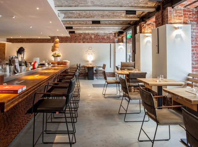 Фото №12 - Где в Москве: 7 новых «вкусных» ресторанов и кафе столицы