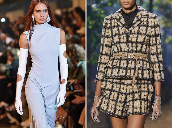 Фото №6 - 10 трендов весны и лета 2020 с Недели моды в Париже
