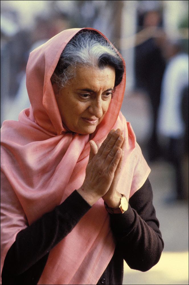 Фото №1 - «Железная леди» Индии: 25 цитат Индиры Ганди